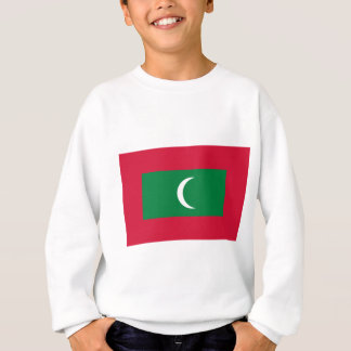 Low Cost! Maldives Flag Sweatshirt