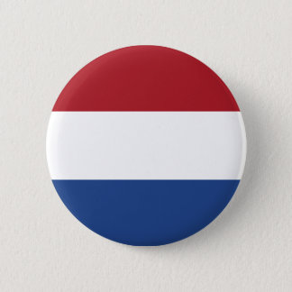 Low Cost! Netherlands Flag 6 Cm Round Badge