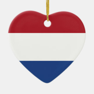 Low Cost! Netherlands Flag Ceramic Ornament