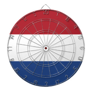 Low Cost! Netherlands Flag Dartboard