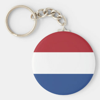 Low Cost! Netherlands Flag Key Ring