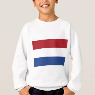 Low Cost! Netherlands Flag Sweatshirt