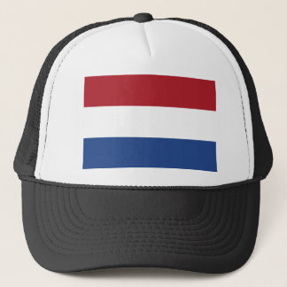 Low Cost! Netherlands Flag Trucker Hat