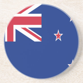 Low Cost! New Zealand Flag Coaster