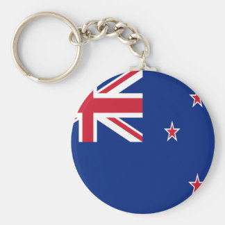 Low Cost! New Zealand Flag Key Ring
