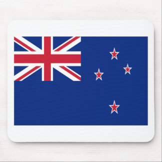 Low Cost! New Zealand Flag Mouse Pad