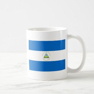 Low Cost! Nicaragua Flag Coffee Mug