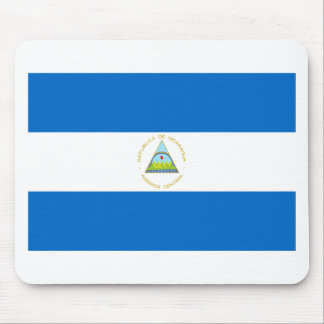 Low Cost! Nicaragua Flag Mouse Pad