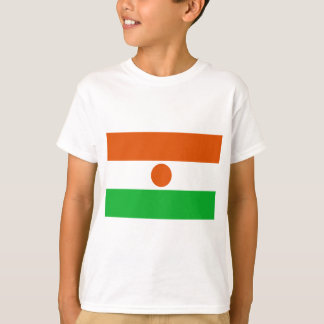 Low Cost! Niger Flag T-Shirt