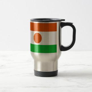 Low Cost! Niger Flag Travel Mug