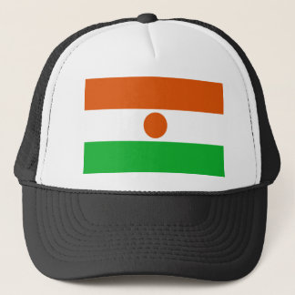 Low Cost! Niger Flag Trucker Hat