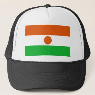Low Cost! Niger Flag Trucker Hat