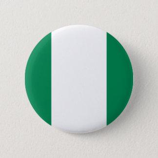 Low Cost! Nigeria Flag 6 Cm Round Badge
