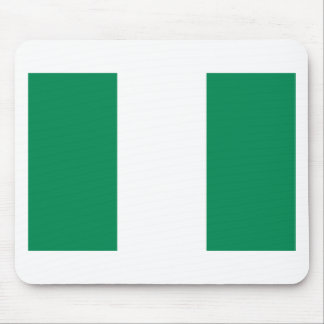 Low Cost! Nigeria Flag Mouse Pad