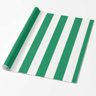 Low Cost! Nigeria Flag Wrapping Paper