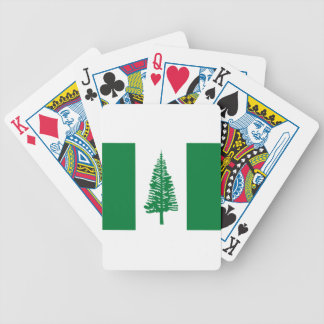 Low Cost! Norfolk Island Flag Bicycle Playing Cards