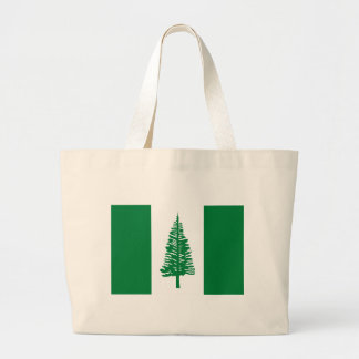 Low Cost! Norfolk Island Flag Large Tote Bag