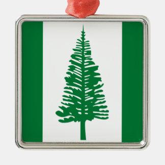 Low Cost! Norfolk Island Flag Metal Ornament