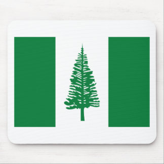 Low Cost! Norfolk Island Flag Mouse Pad