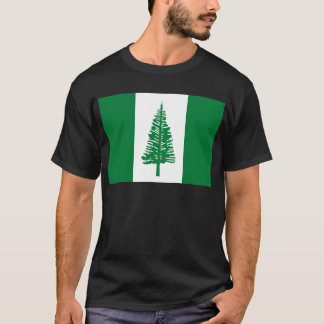Low Cost! Norfolk Island Flag T-Shirt