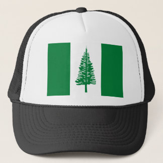 Low Cost! Norfolk Island Flag Trucker Hat