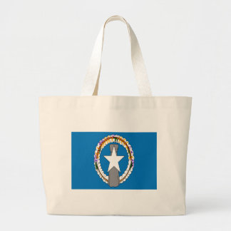 Low Cost! Northern Mariana Islands Flag Large Tote Bag