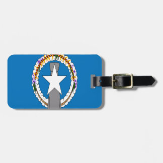 Low Cost! Northern Mariana Islands Flag Luggage Tag