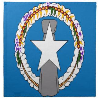 Low Cost! Northern Mariana Islands Flag Napkin