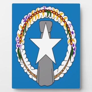 Low Cost! Northern Mariana Islands Flag Plaque