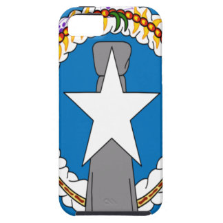 Low Cost! Northern Mariana Islands Flag Tough iPhone 5 Case