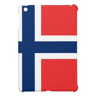 Low Cost! Norway Flag iPad Mini Cases