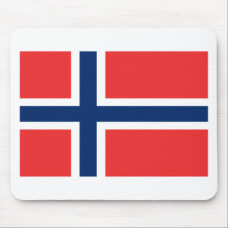 Low Cost! Norway Flag Mouse Pad