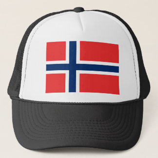 Low Cost! Norway Flag Trucker Hat