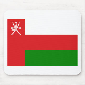 Low Cost! Oman Flag Mouse Pad
