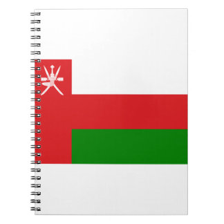 Low Cost! Oman Flag Notebooks