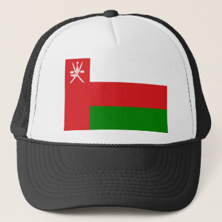 Low Cost! Oman Flag Trucker Hat