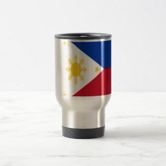 Low Cost! Philippines Flag Travel Mug