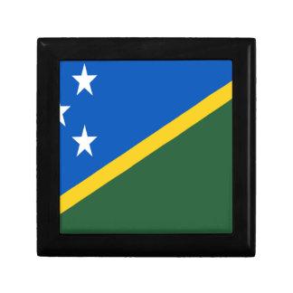 Low Cost! Solomon Islands Flag Gift Box