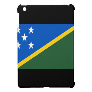 Low Cost! Solomon Islands Flag iPad Mini Case
