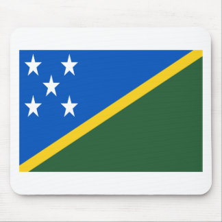 Low Cost! Solomon Islands Flag Mouse Pad