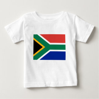 Low Cost! South Africa Flag Baby T-Shirt