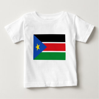 Low Cost! South Sudan Flag Baby T-Shirt