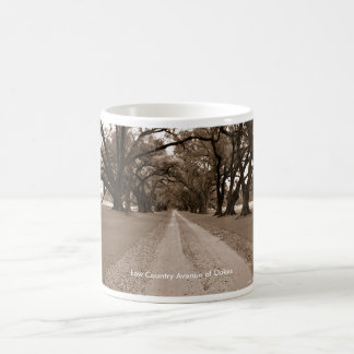 Low Country Avenue of Oakes Coffee Mug