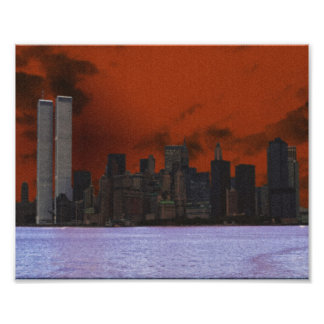 Low Fi New York Art Photo