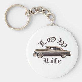 Low Life Oldsmobile Lowrider Key Ring