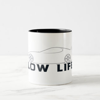 Low life Two-Tone coffee mug