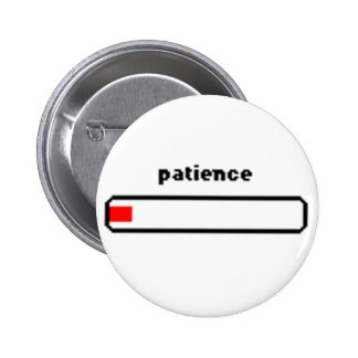 Low Patience Bar - Pin