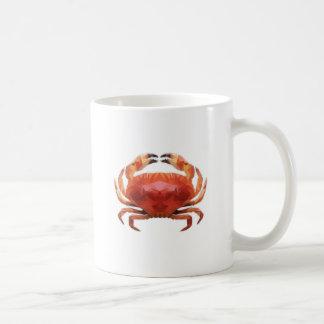 Low Poly Crab Mug