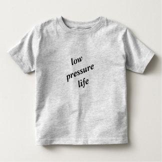 Low Pressure Life toddler t-shirt