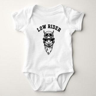 Low Rider Baby Bodysuit